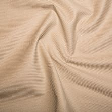 Cream Corduroy Fabric